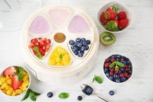 Joghurt mit Früchten herstellen